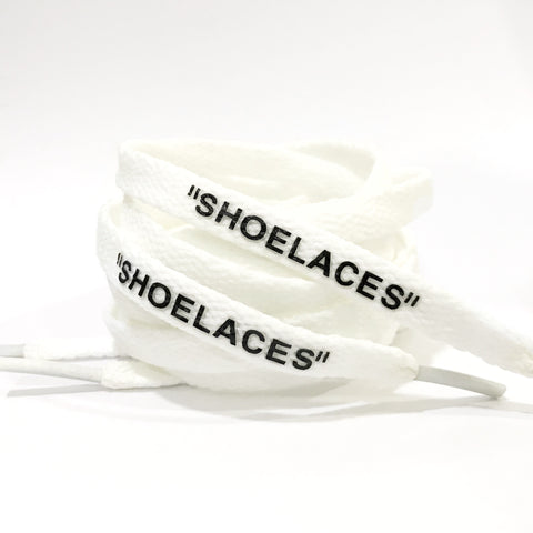 BOOST Shoelaces NMD Ultra boost White