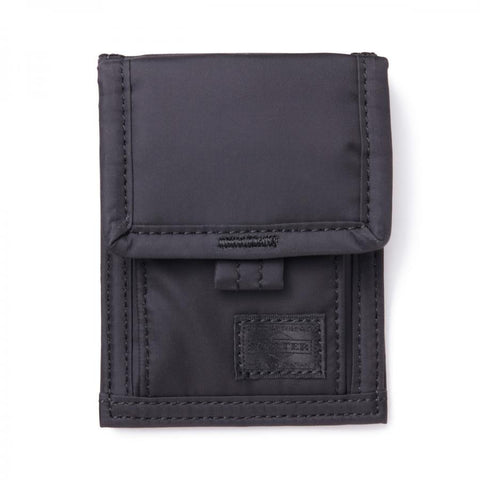 Head Porter Japan Black Beauty Coin Case
