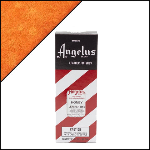 Angelus Honey Leather Dye