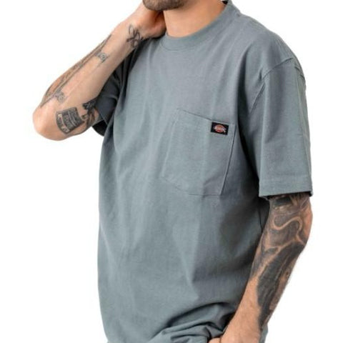 Dickies Short Sleeve Heavyweight Tee Cement