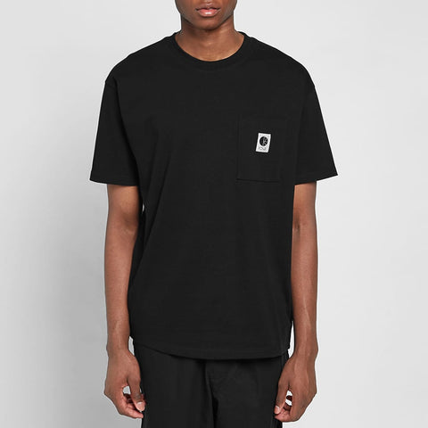 Polar Skate & Co Pocket Tee Black