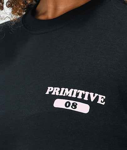 PRIMITIVE Love Education Tee Black