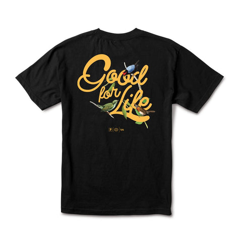 PRIMITIVE Native Good For Life Tee Black