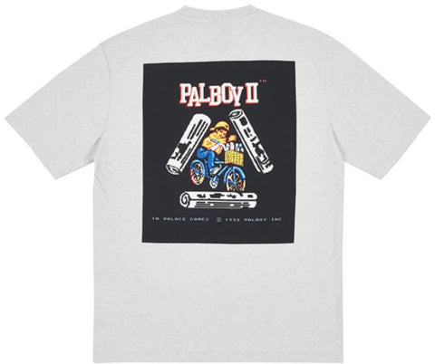 Palace Palboy Tee Grey