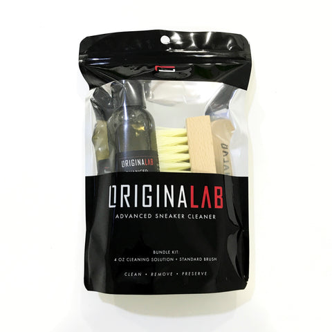 ORIGINALAB Advanced Dirt & Stain Sneaker Cleaning Kit