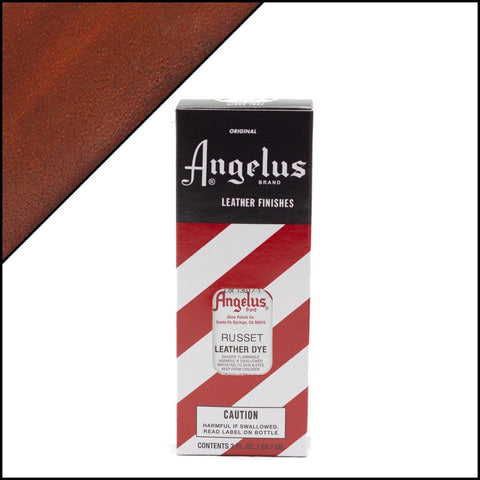 Angelus Russet Leather Dye
