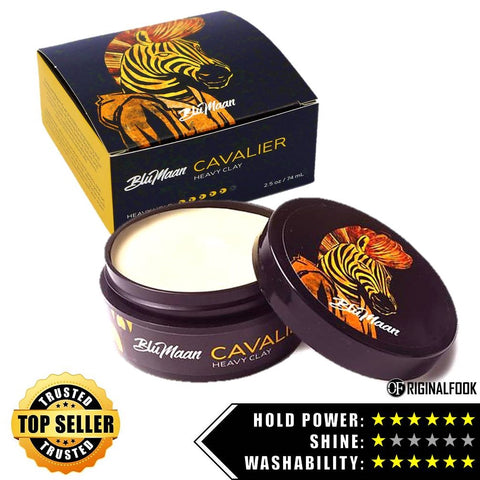 Blumaan Cavalier Heavy Clay 2.5oz