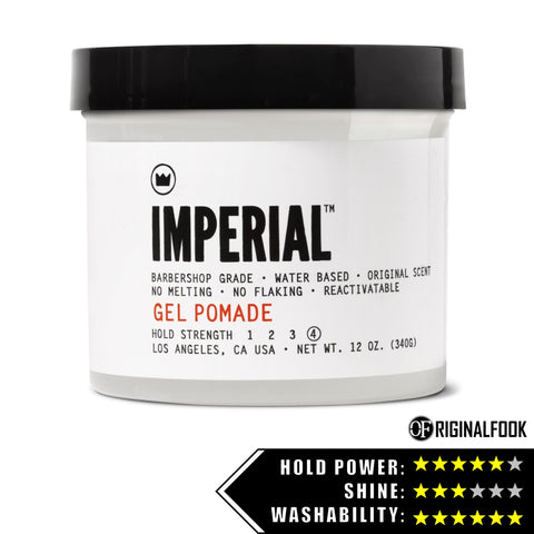Imperial Barbers Gel Pomade