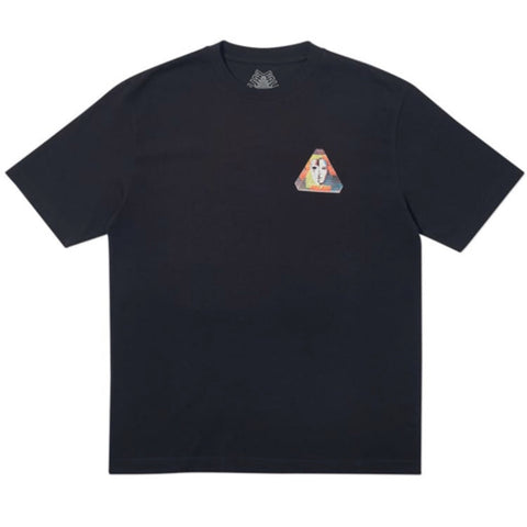 Palace Tri-Bury Tee Black
