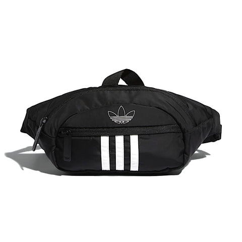 Adidas Originals 3D Roll Top Backpack Black