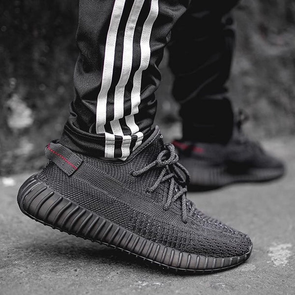 41b65a94f0e Adidas Originals Yeezy Boost 350 V2 Static Black