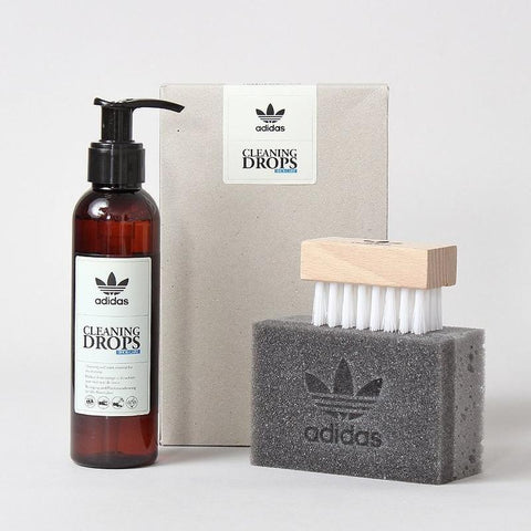 Adidas Shoe Cleaning Drop Set