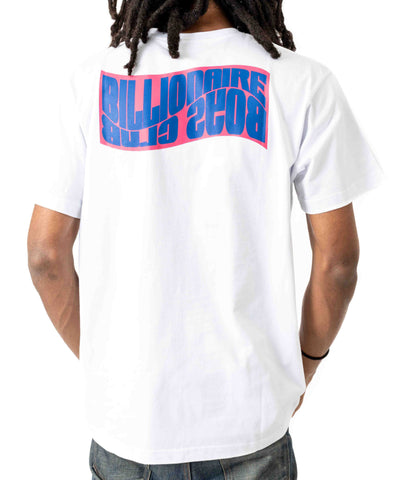 Billionaire Boys Club BB Mind Waves Tee White