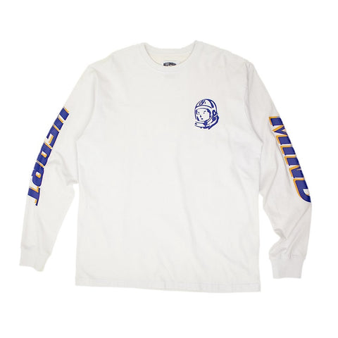 Billionaire Boys Club BB Rider L/S White