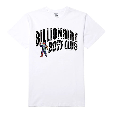 Billionaire Boys Club Astro Arch Tee White