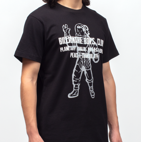 Billionaire Boys Club Visitor Tee Black