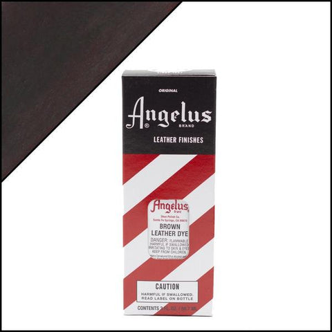 Angelus Leather Shoe Paint (Orange)