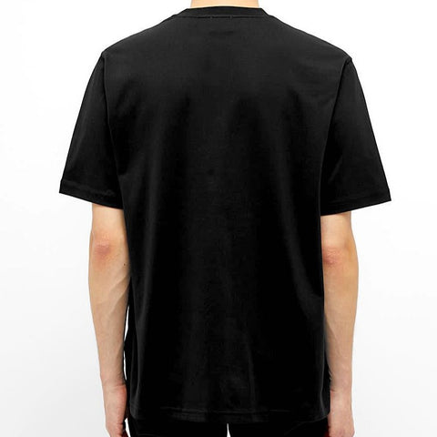 BURBERRY Monogram Ganther Tee Black