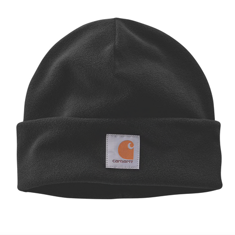 Carhartt USA Fleece Beanie Black