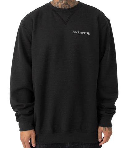 Carhartt Midnight Graphic Crewneck Black