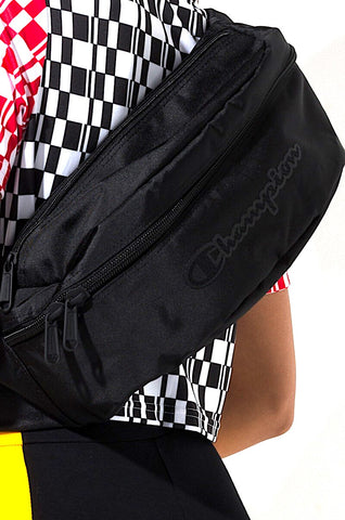 Champion Stealth Cross Body Pack Black