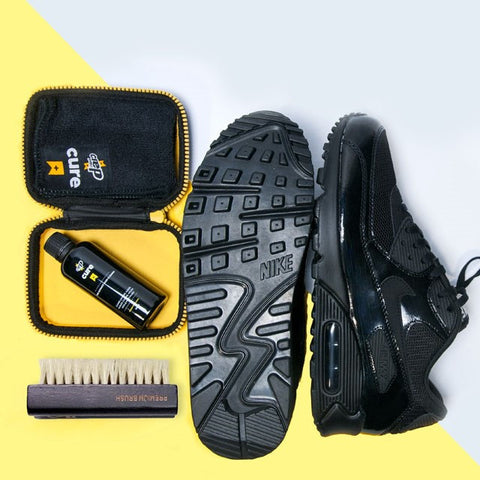 Crep Protect Shoe Cleaning Kit & Water Repel Spray Set