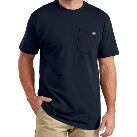 Dickies Short Sleeve Heavyweight Tee Navy