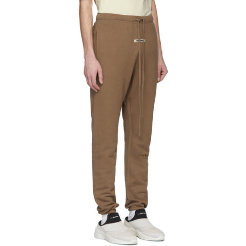 FEAR OF GOD Essentials Sweat Pants Brown