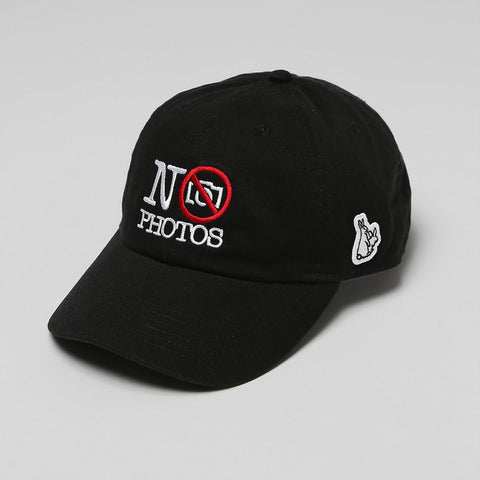 FR2 JAPAN No Photo Six Panel Cap Black