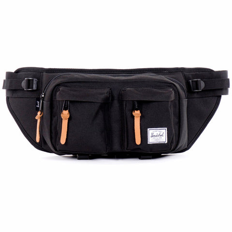 Head Porter Japan Master Navy Waist Bag