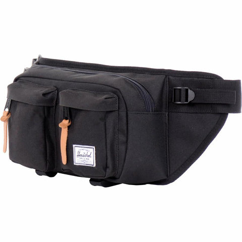 Herschel Supply Eighteen Waistbag (Black)