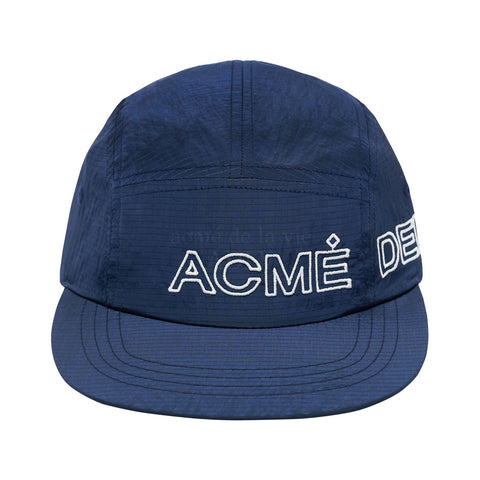 ADLV Washing Stitch Baseball Cap Black