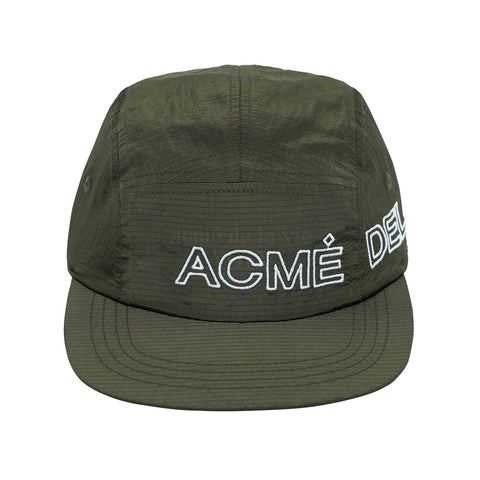 ADLV Red Point Logo Baseball Cap Black