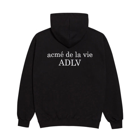 ADLV Baby Face Sunglasses Hoodie Black
