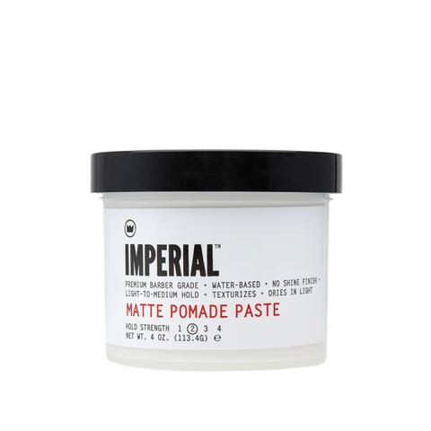 Imperial Barbers Matte Pomade Paste