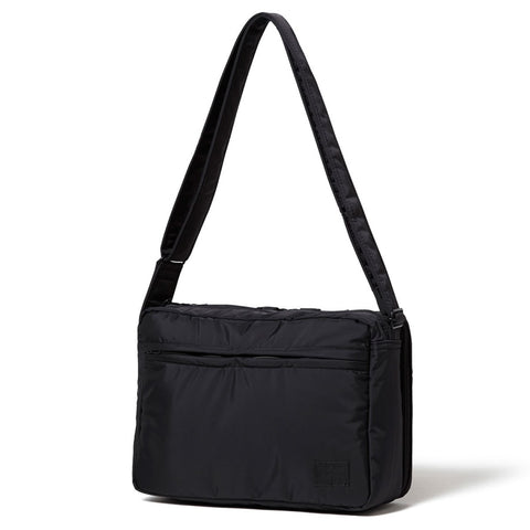 Head Porter Japan Black Beauty Sling Bag