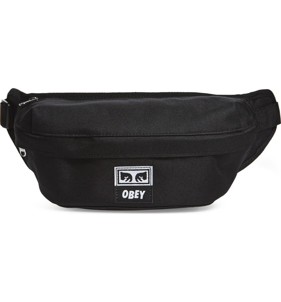 d01c29844964 ... where to buy Obey Drop Out Sling Bag Black in singapore - ORIGINALFOOK  ...