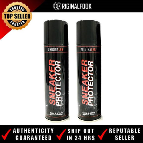 ORIGINALAB Express Rain & Stain Sneaker Protector X2 Cans