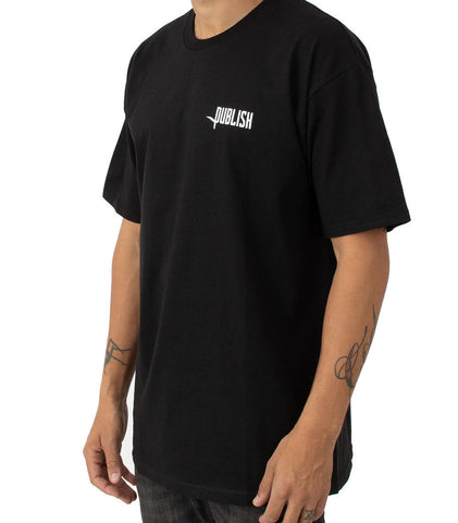 Publish Logo Tee Black