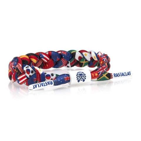 Rastaclat UNITED Braided Bracelet
