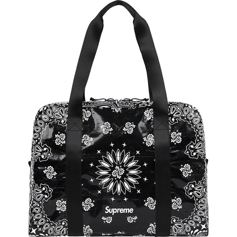 RAMIDUS JAPAN X FRAGMENT DESIGN Black Beauty Tote Bag (Medium)