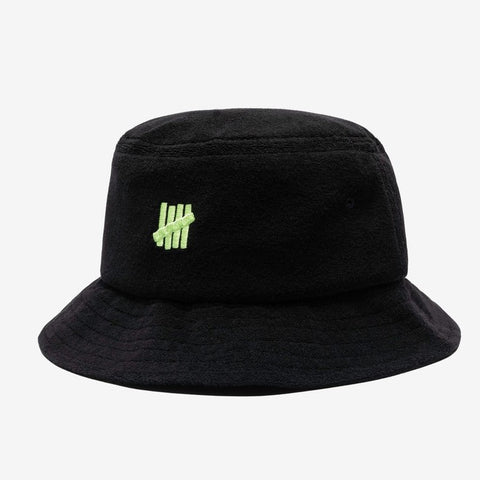 UNDEFEATED Icon Bucket Hat Black