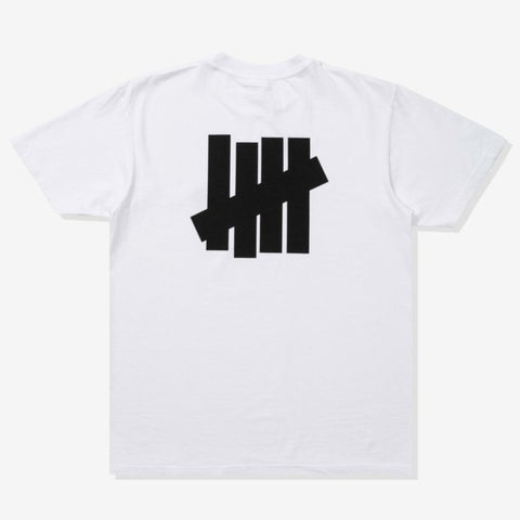 UNDEFEATED Signature Icon Tee White