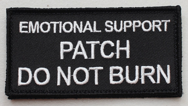 Emotional Support Patch - Velcro Patch