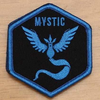 Team Mystic Velcro Patch