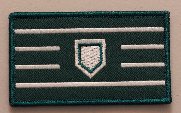 Judgement Velcro Patch