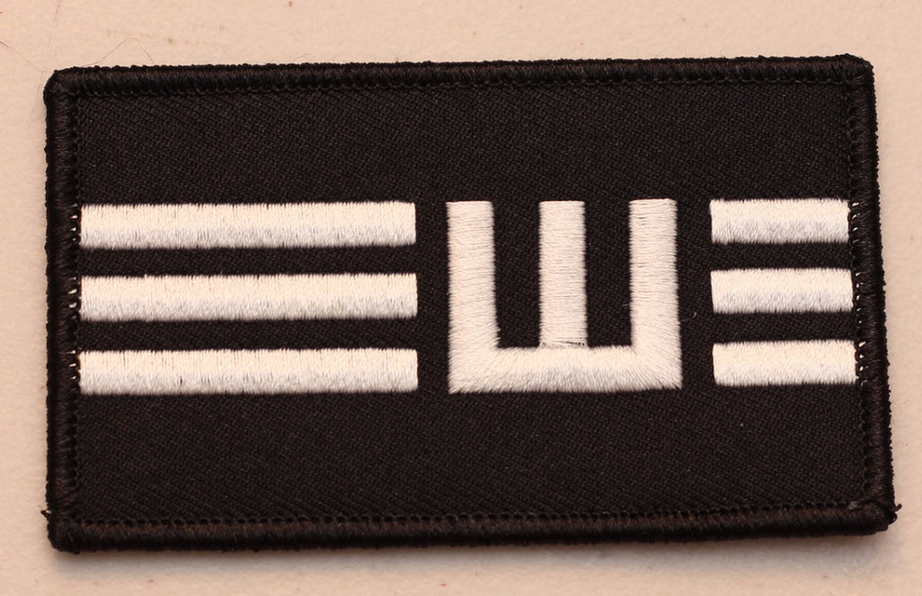 Anti-skill Velcro Patch