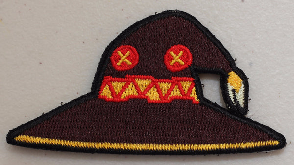 Megumin Hat Velcro Patch