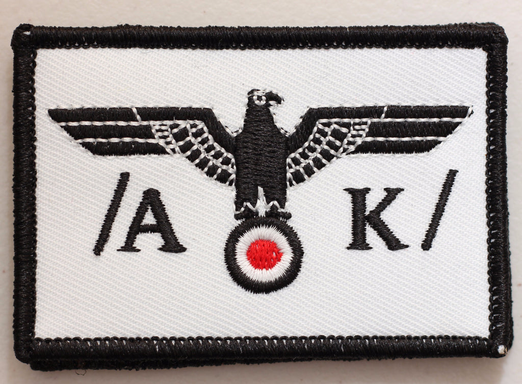 /ak/ Velcro Patch