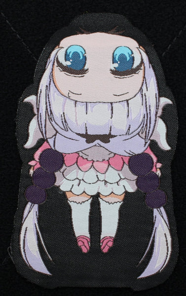 Hanging Kanna Velcro Patch